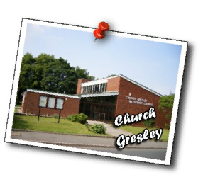 Church Gresley (York Road)